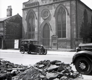 The Congregational Meeting House, Banbury c. 1930. Photo: Stuart Piggott