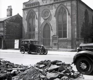 The Congregational Meeting House, Banbury c. 1930. Photo: Stuart Piggott