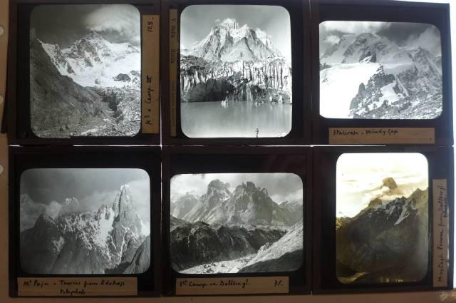 Himalaya Lantern Slides