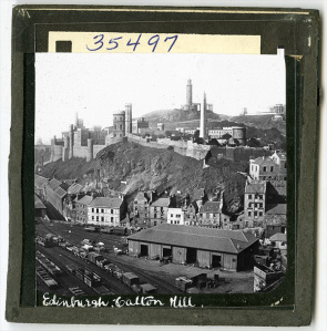 Anonymous Photographer  Calton Hill, Edinburgh The Department of the History of Art, Oxford
